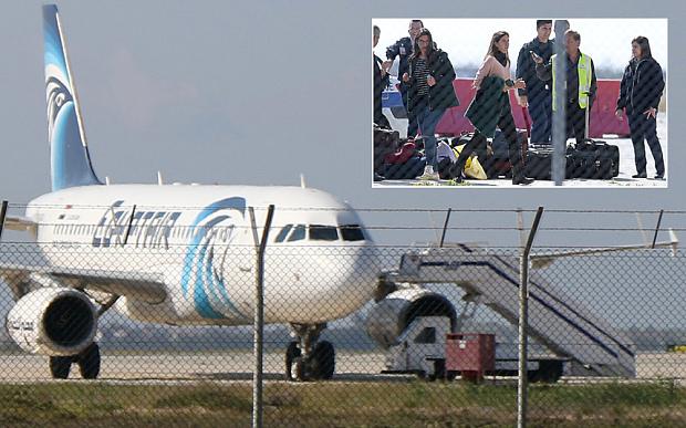 Desaparece avión de Egypt Air