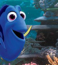 """Esta imagen dada a conocer por  Disney nuestra el personaje Dory de la película animada """"Finding Dory"""". La secuea de Pixar debitó con una recaudación de 136,2 millones de dólares en Estados Uhnidos y Canadá, de acuerdo con estimados de comScore el domingo, 19 de junio del 2016. (Pixar/Disney via AP)"""