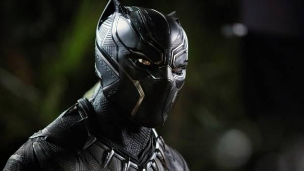 'Black Panther' arrasa y rompe récords de taquilla